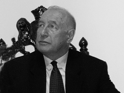 Profesor Jerzy Młynarczyk