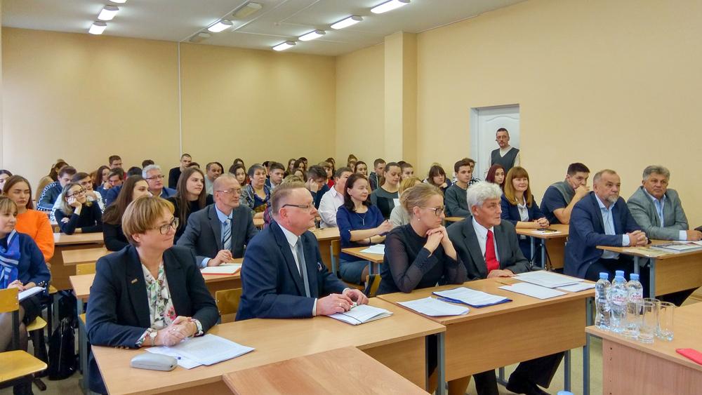 Udział pracowników Katedry Prawa Handlowego iMiędzynarodowego Prawa Prywatnego orazKatedry Prawa Administracyjnego wmiędzynarodowym seminarium.