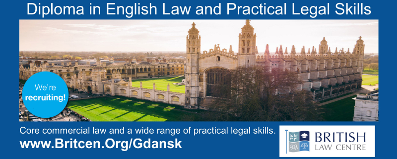 Diploma in English Law and Legal Skills