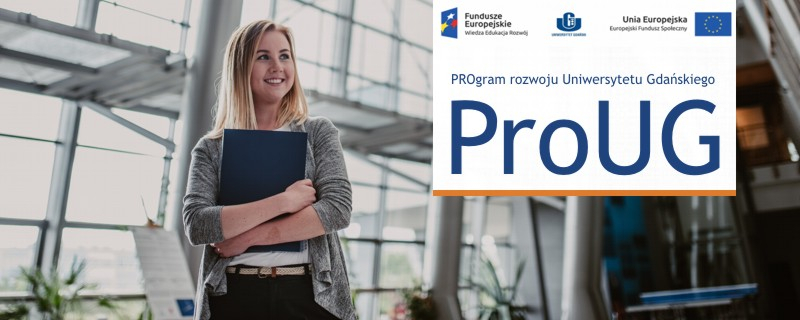 WPiA w projekcie ProUG