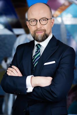 Prof. UG, dr hab. Marcin Michał Wiszowaty Prodziekan ds. studiów niestacjonarnych