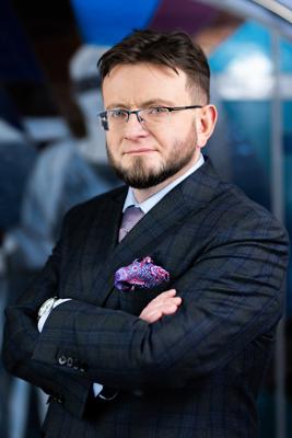Prof. UG, dr hab. Wojciech Zalewski Dziekan