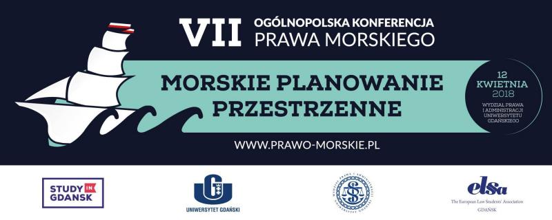 VII Ogólnopolska Konferencja Prawa Morskiego.