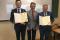 Dr Bartłomiej Gliniecki oraz dr Tomasz Snarski laureatami nagrody Gdańskiego Towarzystwa Naukowego i Prezydenta Miasta Gdańska
