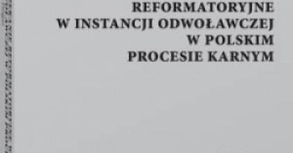 Orzekanie reformatoryjne