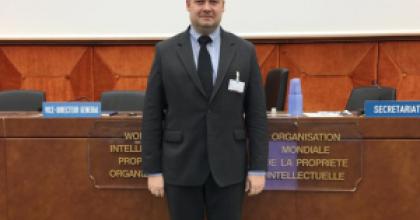 Zdjęcie dr Krzysztofa Czuba