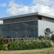 Budynek Biblioteki UG