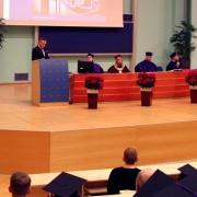 Rozdanie Dyplomów