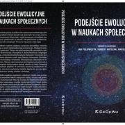 Podejście ewolucyjne w naukach społecznych - okładka